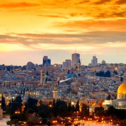 이스라엘 회복과 부흥을 위한 예배