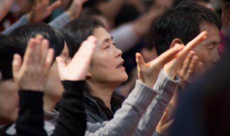 2017 1월 아론과 훌 중보기도 용사및 목자 부흥의 밤
